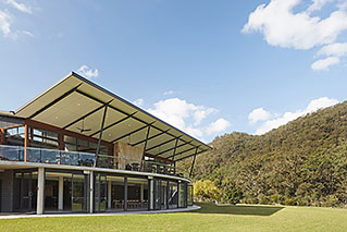 Multi-function Building - Glenworth Valley